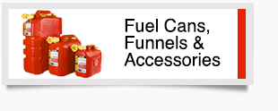 Fuel Cans, Funnels & Accessories
