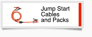 Jump Start Cables and Packs